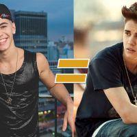 """Biel ou Justin Bieber? Veja os clipes de """"Química"""" e """"What Do You Mean?"""" e suas maiores semelhanças!"""