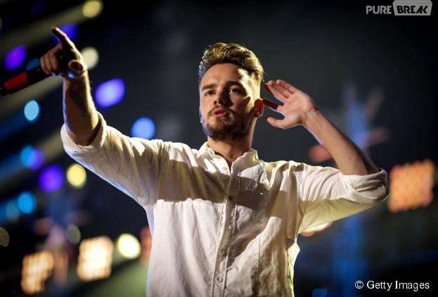 Liam Payne, integrante do One Direction, conta que deseja parar de fumar em 2016