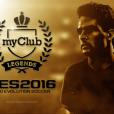 """De """"PES 2016"""", da Konami:Roberto Baggio é uma das estrelas do futebol presente no modo dos jogadores lendários"""