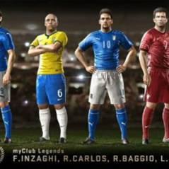 """De """"PES 2016"""": Roberto Carlos, Luis Figo e Oliver Khan serão incluídos no myClub Legends!"""