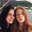 """Assim como Marina Ruy Barbosa, Giovanna Rispoli, de """"Totalmente Demais"""", tem chamado a atenção da galera"""
