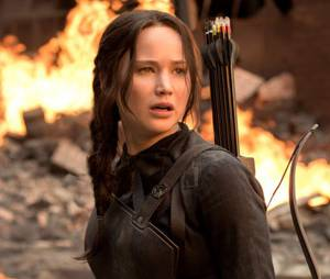 """""""Jogos Vorazes: A Esperança - O Final"""" lidera há um mês entre os filmes maisassistidos nos EUA"""
