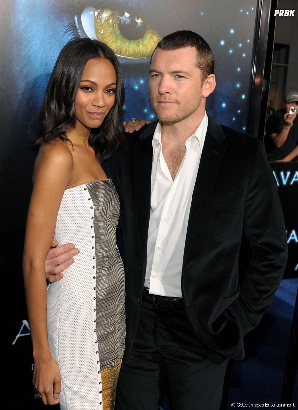 Sam worthington and zoe saldana dating who
