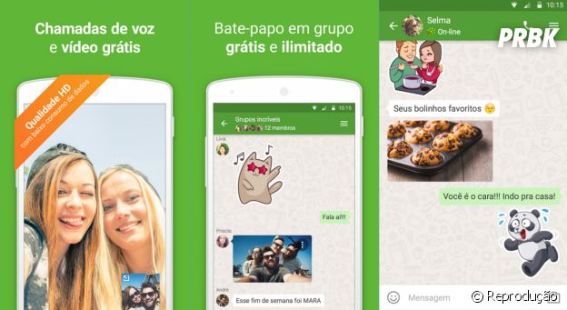 Sem Whatsapp? Use o ICQ!
