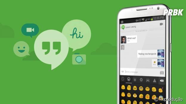 Sem Whatsapp? Use o Hangouts, da Google!