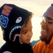 """Chris Brown lança clipe para música """"Little More (Royalty)"""" onde contracena com a filha!"""