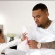 """Chris Brown e Royalty em cena do novo clipe do cara! """"Little More (Royalty)"""" é mais uma faixa que ganha clipe de seu novo álbum"""