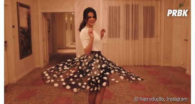Bruna Marquezine surpreende com os seus looks. Inovando a cada evento!