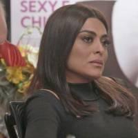 """Te Contei? Em """"Totalmente Demais"""": Carolina flagra encontro romântico de Eliza e Jonatas"""