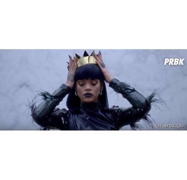 """Rihanna lança mais um vídeo misterioso da série """"ANTIdiary"""""""