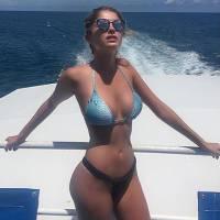 Bárbara Evans sensualiza de biquíni no Instagram! Veja mais fotos da loira e seu corpo sexy