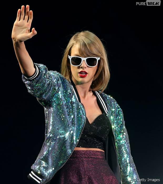 Taylor Swift está entre os artistas que têm álbuns que completam 10 anos em 2016!