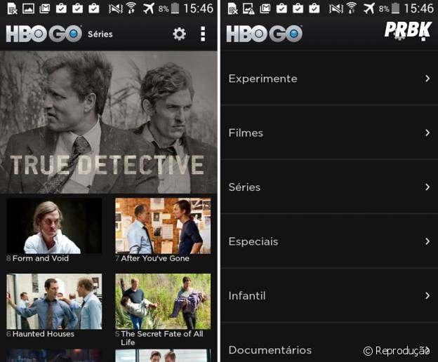 HBO GOé um dos melhores aplicativos para assistir filmes e séries no celular!
