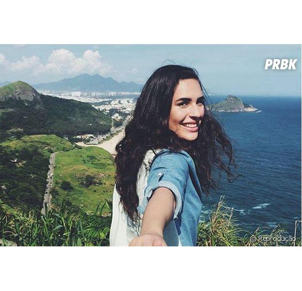 Lívian Aragão aparece de biquíni no Instagram