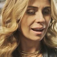 """Novela """"A Regra do Jogo"""": Atena (Giovanna Antonelli) fala para Tóia que Romero é bandido!"""