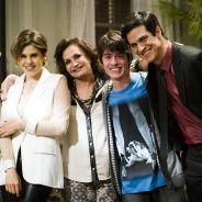 """Em """"Amor à Vida"""": Félix descobre que Jonathan é seu filho de verdade"""