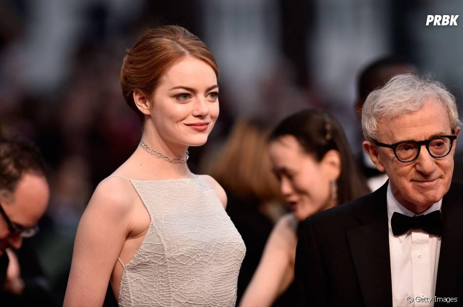 Emma Stone é uma das maiores queridinhas de Hollywood