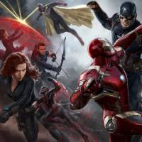 """De """"Capitão América 3"""": Homem de Ferro, Viúva Negra e mais super-heróis brigam em nova arte"""