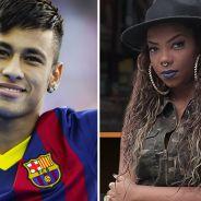 Neymar dança hit de Ludmilla após fazer gol pelo Barcelona e funkeira comemora no Instagram!