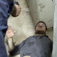 """Novela """"A Regra do Jogo"""": Dante (Marco Pigossi) é salvo por Juliano durante tentativa de assassinato"""