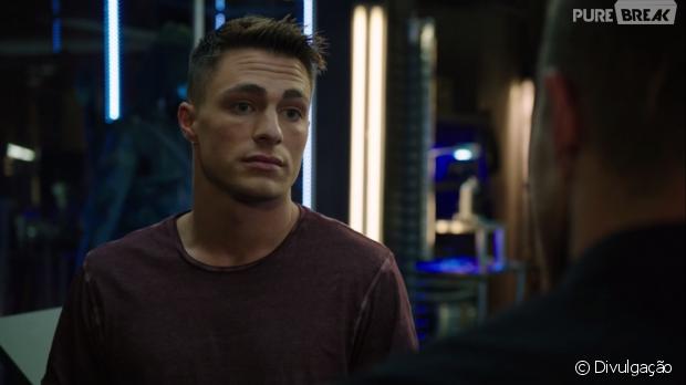 """Em """"Arrow"""", Roy Harper (Colton Haynes) é um dos personagens a voltar para a série!"""