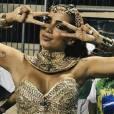 Anitta, estreia no Carnaval, como musa da Mocidade. Veja as beldades que vão arrasar na folia