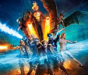 """Em """"Legends of Tomorrow"""", Rip Hunter segue no comando do grupo de vilões que vai combater Vandal Savage!"""