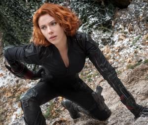 """Nem precisa dizer que já passou da hora da Viúva Negra (Scarlett Johansson), de """"Os Vingadores"""", ganhar o seu próprio filme solo, né?"""