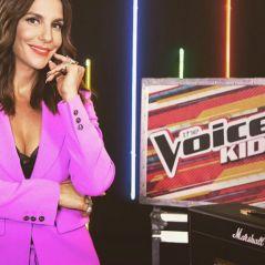 """No """"The Voice Kids"""": Ivete Sangalo e jurados repetem roupas e viram meme na internet!"""