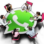 Whatsapp aumenta limite de grupos para 256 contatos em sua próxima atualização e mais!