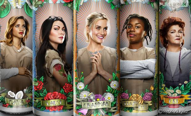 "De ""Orange is The New Black"": série confirmada pela Netflix para mais três temporadas!"