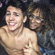 """Biel moreno de novo! Após Carnaval, cantor dá adeus ao cabelo platinado: """"Alguém vai sentir falta?"""""""