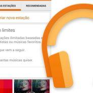 Google Play Música imita Spotify e lança plano família no Brasil pelo mesmo preço!