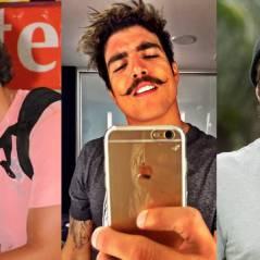 Caio Castro e sua evolução: veja as incríveis transformações do ator ao longo de sua carreira!