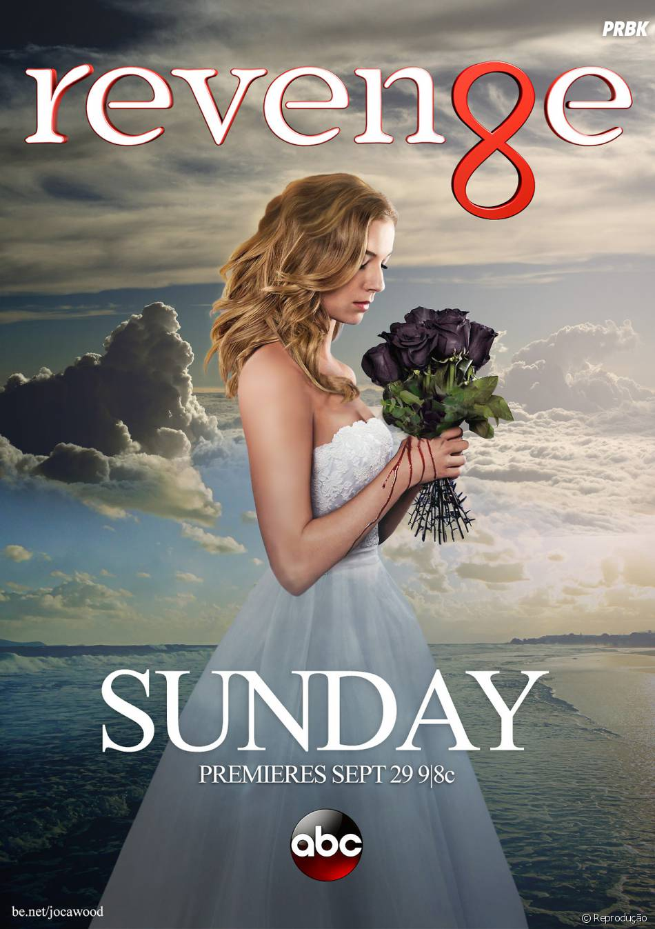 """Gosta de """"Revenge"""" e quer saber por onde anda Amanda Clarke (Emily VanCamp)? A Netflix poderia te ajudar nessa..."""