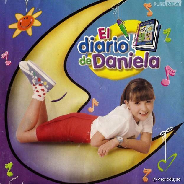 """Bem que a novela """"O Diário de Daniela"""" poderia ter um remake, não é?"""