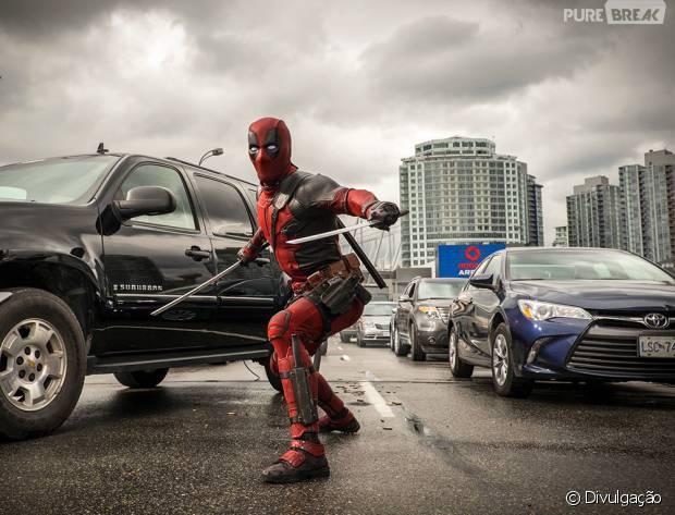 Veja os poderes menos conhecidos de Deadpool, interpretado por Ryan Reynolds no cinema