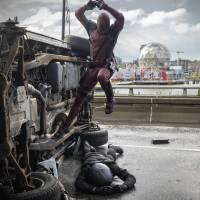 """Filme """"Deadpool"""", com Ryan Reynolds, não perde a majestade e se mantém como líder bilheteria nos EUA"""