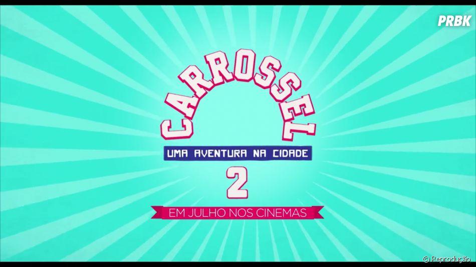 """Filme """"Carrossel - O Filme 2"""": longa tem primeiro trailer divulgado!"""
