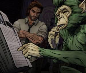 """""""Wolf Among Us"""" traz um novo mistério para o detetive Bigby Lobo"""