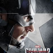 """De """"Capitão América 3"""": equipe de Steve Rogers (Chris Evans) ganha cartazes individuais!"""