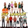 """Personagens de """"Hey Arnold!"""" em versão crescida!"""