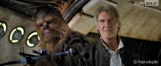 """Spin-off de """"Star Wars"""" deve narrar história de origem de Han Solo e Chewbacca"""