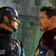 """De """"Capitão América 3"""": novo vídeo de bastidores mostra cenas inéditas e entrevistas com o elenco!"""