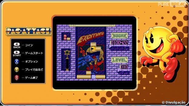 """""""Pac-Man"""" ganhou coletânea para PS3, Xbox 360 e PC"""