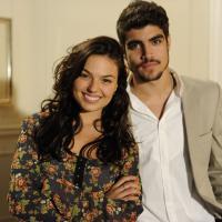 Isis Valverde e Caio Castro podem viver outro par romântico em nova novela!