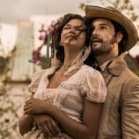 """Novela """"Velho Chico"""": Afrânio (Rodrigo Santoro) é obrigado a casar com Leonor após ser flagrado!"""