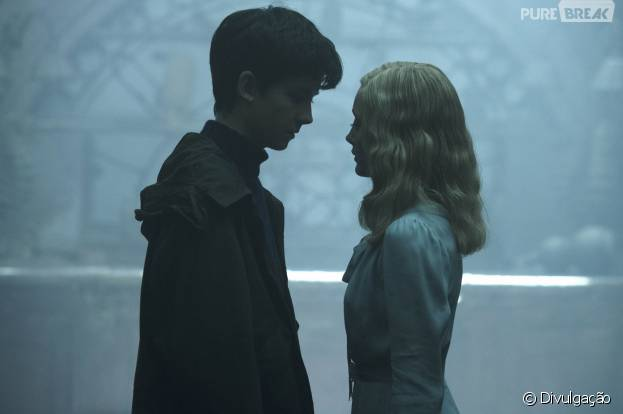 """""""O Lar das Crianças Peculiares"""", de Tim Burton, acaba de ganhar o seu primeiro trailer"""