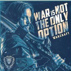 """Filme """"Warcraft"""": Anduin Lothar (Travis Fimmel) aparece em novo cartaz promocional. Confira!"""