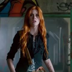 """Em """"Shadowhunters"""": na 1ª temporada, Clary e Jace entram em missão para resgatar Jocelyn!"""